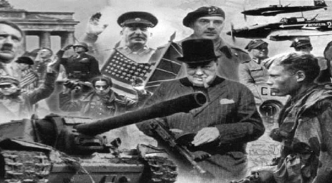 3H3 : La Seconde Guerre mondiale (1939-1945), une guerre d'anéantissement