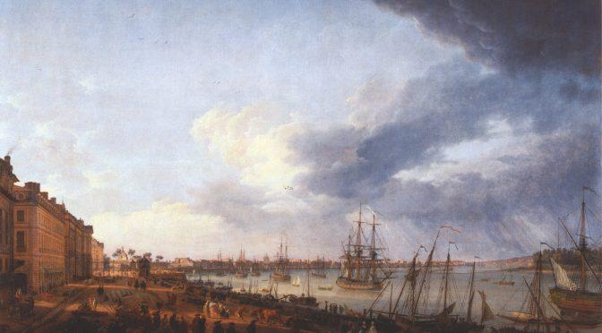 4H1 : Bourgeoisies, commerce, traite et esclavage