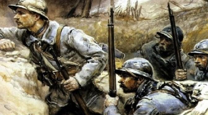 3H1 : 1914-1918 Civils et militaires dans la Première Guerre mondiale
